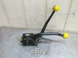 13 2410 100487 Poly Banding Strapping Crimper Sealer Tensioner Cutter Combo Tool