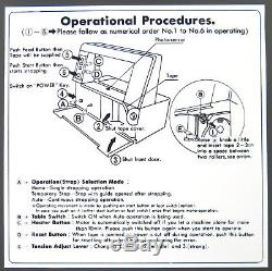 1991 Akebono OB-300 Tabletop Banding Machine (Inv. 3406)