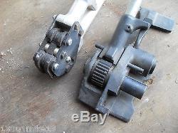 1-1/4 Signode Banding Strapping Dispenser 3-coils 1500+seals Tensioner&sealer