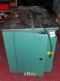 1 USED SIGNODE MS-T STRAPPING MACHINE WORKING MACHINE With 2 SPARE MAKE OFFER