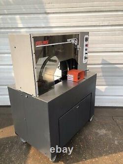 3M Felins Flex Strapping Heat Wrap Machine Merchandise Heat Shrink Tunnel Hobart