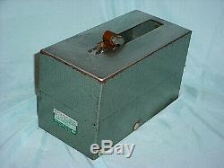 3M Scotch Brand Manual Box Sealer S-63 5/8 Filament Tape Dispenser