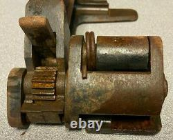 3/4 1 1/4 H. D. Steel Banding Ratchet Tensioner, Used, Made In USA