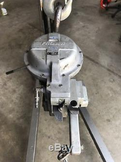 A483 Pneumatic Steel Strapping Tool