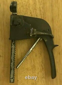 AJ Gerrard 1902D Pistol Grip Banding Tool
