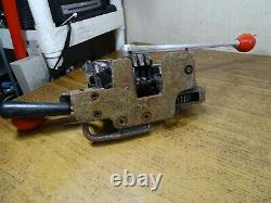 AMT-58 Manual Combination Tool for Poly Strapping (Used) For 5/8 Plastic Band