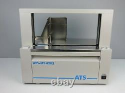 ATS Banding System, Model MS 420S, automatic banding bundling strapping machine