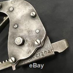 Acme C1204C Interlake Ratchet Pistol Grip Bander Strapping Pallet Tensioner Tool