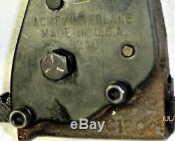 Acme Interlake C1204C Ratchet, Pistol Grip, Bander, Tensioner, Pallet Strapping Tool