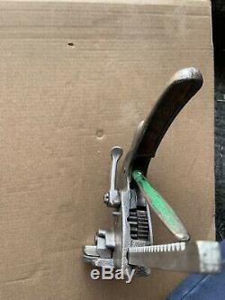 Acme Interlake Ratchet Pistol Grip Bander B2A0