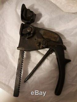 Acme S 4005 Interlake Ratchet Pistol Grip Bander Strapping Pallet Tensioner Tool