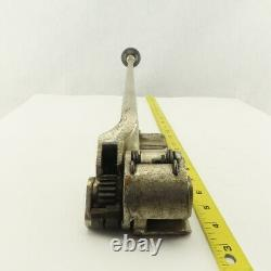Acme TF-125DIF 3/4-1-1/4 Manual Steel Banding Strapping Ratcheting Tensioner