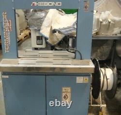 Akebono 515 Strapping Machine