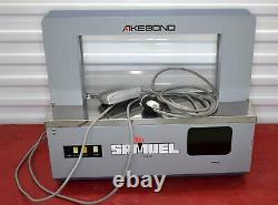 Akebono Samuel OP-301N Case Strapper (See Demo Video)