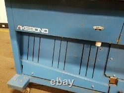 Akebono Strip Packing Machine Automatic Strip Carton Box Packing repair needed