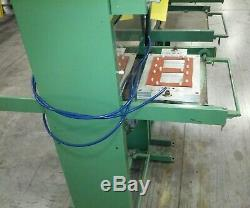 Alloyd Shuttle Style Blister Sealer Model 2S Semi Automatic Packaging Works