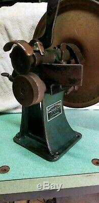 American Shoe Manufacturer Leather Strap Cutting Machine