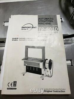 Auto PAC 300 Strapping Machine (Fremont, Ohio)