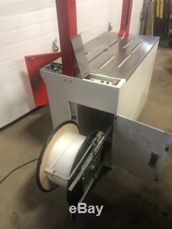 Automatic Strapping Machine Eagle 650 Berran (3/8)