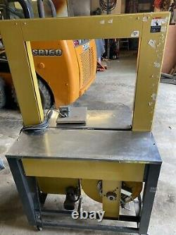 Automatic Strapping Machine Strapack JK-5000 Arch Size 20H x 25W