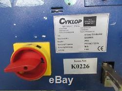 Automatische Umreifungsmaschine Cyklop Ampaq CS 500x400 Verpackungsmaschine