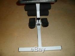 BACK SYSTEMS INC BACKSYSTEM3 Exercise machine w straps and guide Pick-up only
