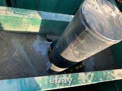 BALER WASTE EQUIP 60 inch VERTICAL BALER