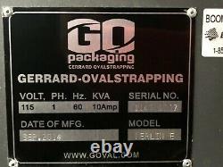 Boompack Automatic Strapping Machine Merlin E
