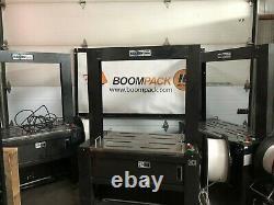 Boompack Automatic Strapping Machine Polychem Pc600al