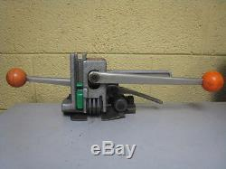 Brainard Size 12 1/2 Safe-Ty Strap-O-Matic Banding Strapping Tensioner Tool