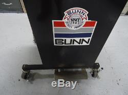 Bunn Tyer, Model 1991, 8 tyer