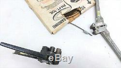 Complete Steel Banding Tool Kit Strapping Tensioner, Crimper /Sealer + Seals