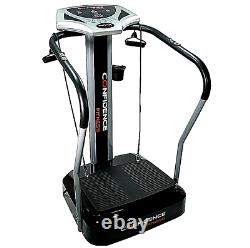 Confidence Fitness Vibration Machine. Arm Straps