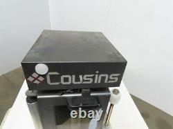 Cousins Packaging Model 2100 1/2Hp 90VDC Stretch Wrap Machine Film Carriage