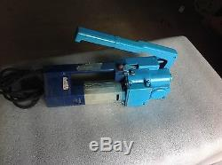 Cyklop CE 92 strapping tool