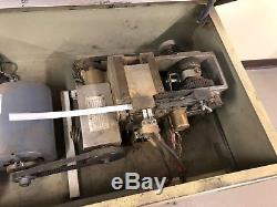 Cyklop ESM-3 semi automatic banding/strapping/boxing machine with 1/2 poly strap