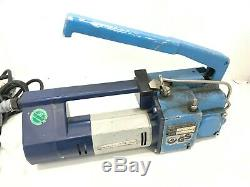 Cyklop International CF 90/95 elektrische Umreifungsmaschine Bandspanner
