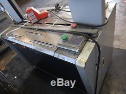 Cyklop Model Asm-2 115v 1ph 850w Strapping Machine