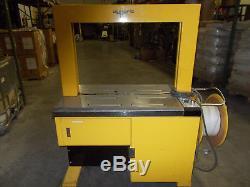 DYNARIC MJB-2 Banding/ Strapping Machine
