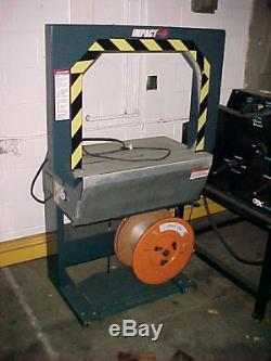 Delta Cyklop 26 Automatic Strapping Machine Excellent