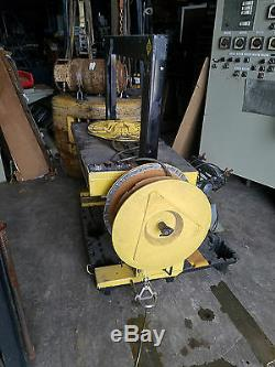 Dynaric Automatic Plastic Strapping Machine Model # AM-83/100