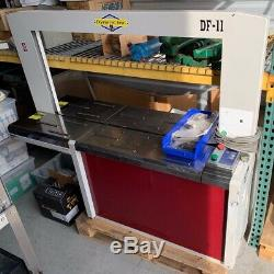 Dynaric DF11 Automatic Strapping Machine52W x 24HExtended WidthSPARE PARTS