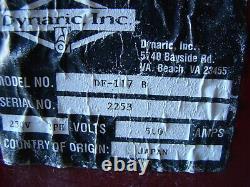 Dynaric Inc. Automatic Strapping Machine, DF-117B