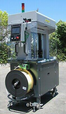 Dynaric NP-7000 PRO Automatic High Speed Strapping Machine Plastic Banding