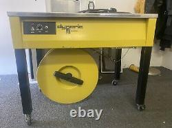 Dynaric S-660 Strapping Machine Banding Auto