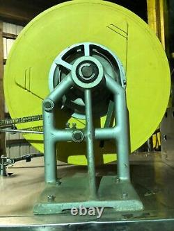 Dynaric Strapping Machine Model AM-1 SS 220 Volts 5 Amps See Description