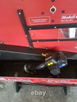 ERGOPACK 600 strapping machine / # K OTT 0581