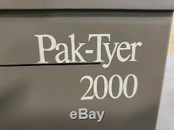 FELINS Pak-Tyer 2000-10 pivot arm tying / strapping machine