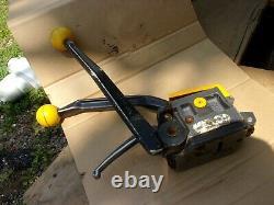 FROMM 2 Handle Metal Manual Sealless Steel Banding Band Tensioning Tool 5/8