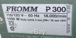 FROMM Model P300 1/2 (12.7mm), (Signode), (Orgapack) Powered Strapping Tool